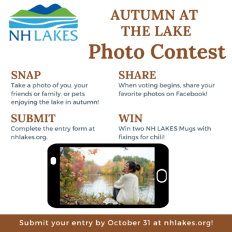 Autumn at the Lake Photo Contest