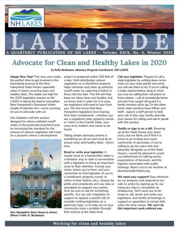2020 Winter Lakeside
