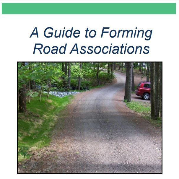 A Guide to Forming Road Associations