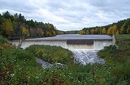 Bellamy Dam Madbury NH 1