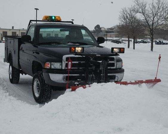 Green SnowPro Snow Removal