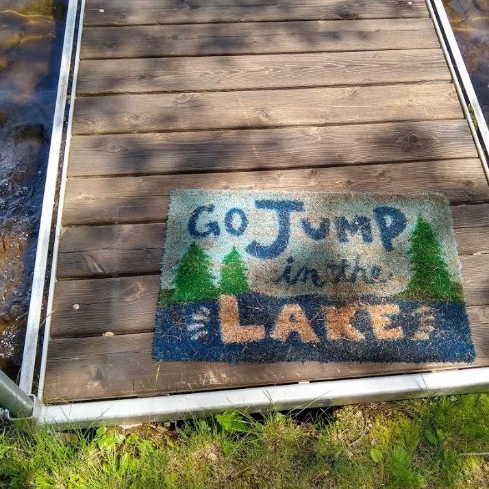 Lake friendly Dock Choices