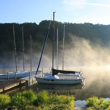 Lake friendly boating