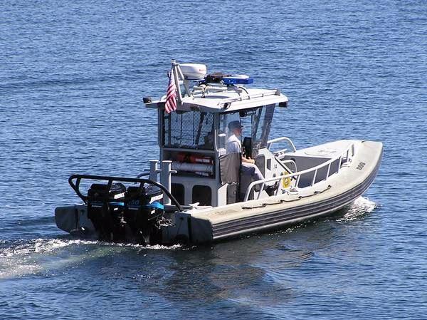 Marine Patrol Boat