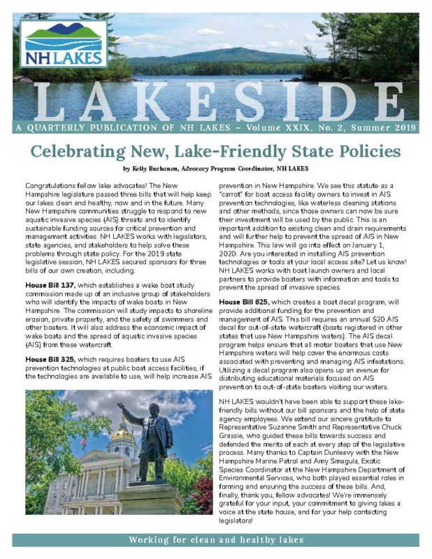 NH LAKES 2019 Summer Lakeside Page 01