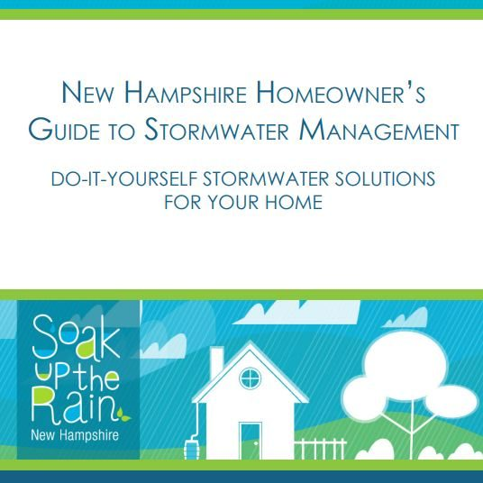 New Hampshire Homeowner's Guide to Stormwater Management