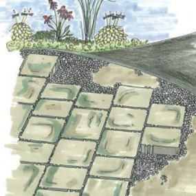 Pervious Walkways and Patios
