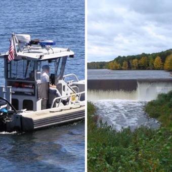 """Boating Safety 101"" and ""Lake Level Management: A Balancing Act"""