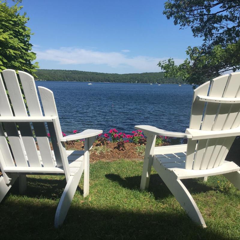 Stay at Mill Falls at the Lake