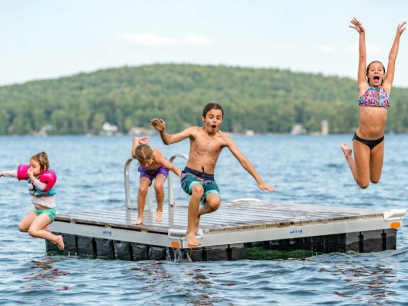 Your Summer Rx Enjoy Clean and Healthy Lakes