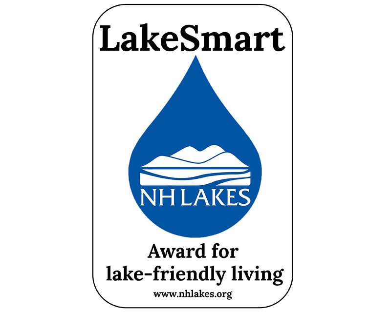 nh lakes lakesmart award