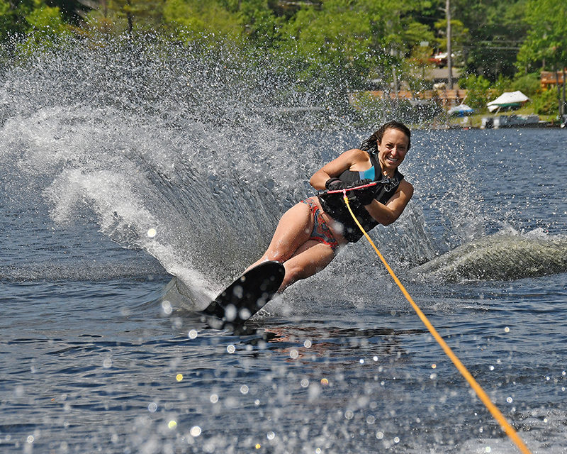 nh lakes water skiing