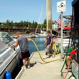 Boater's Sewage Pumpout