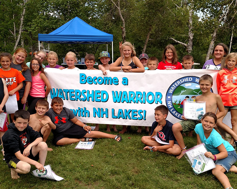 young watershed warriors